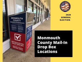 Ballot Drop Box Locations