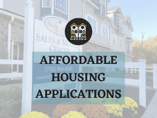 Affordable Housing Applications at Madison Park