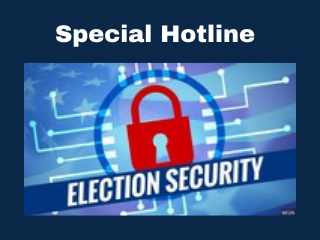 Special Election Hotline