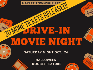 Drive-in movie nights-MORETICKETS