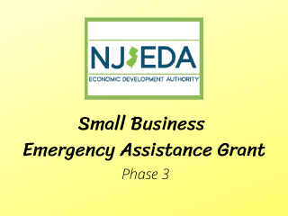 Small Business Emergency Assistance Grant