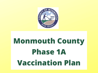 County Phase 1A Vaccination Plan