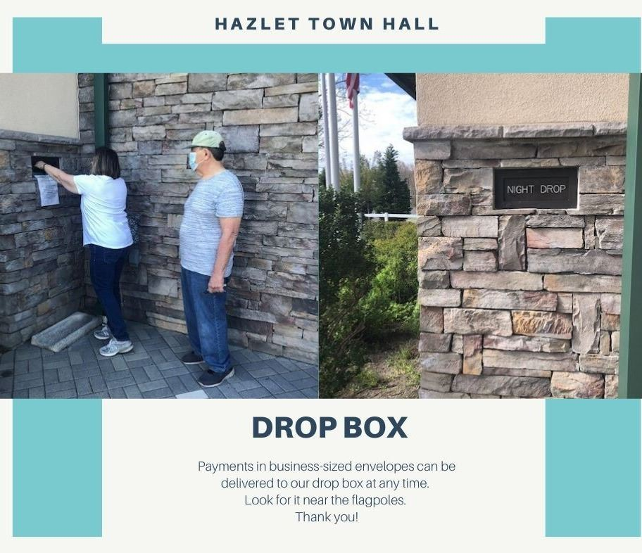 Hazlet Drop Box