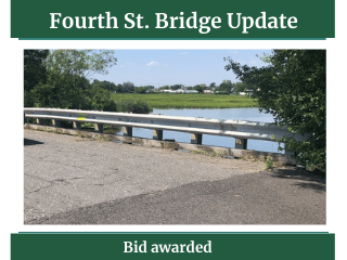 Fourth Street Bridge Update