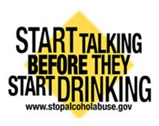 Start Talking Before They Start Drinking