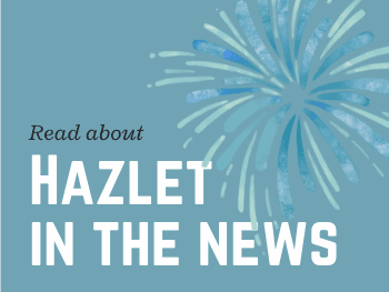 Hazlet in the news