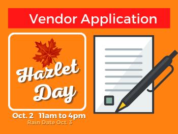 HazletDay Vendor Application-350