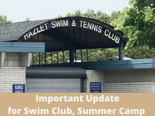 Swim Club Season Update